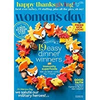 4-Year (36 Issues) of Woman's Day Magazine Subscription
