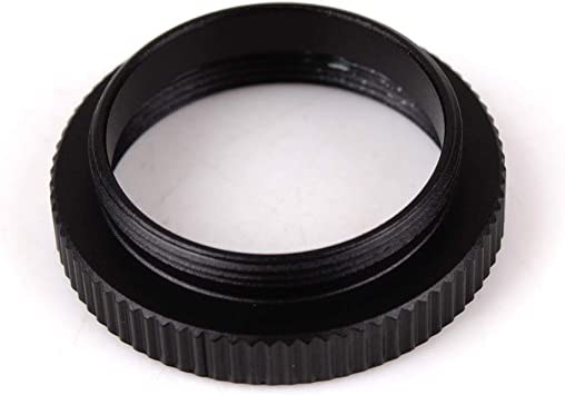 Pixco Aluminum CS or C Mount Lens to M12 All-Metal Lens Adapter Ring