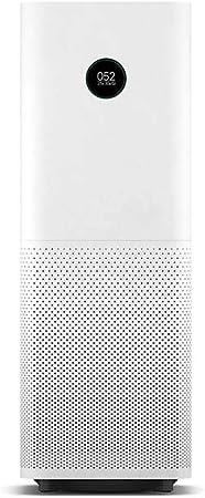 Xiaomi Mi Air Purifier Pro EU version - Purificador de aire, conexión WiFi y pantalla display, para estancias hasta 60m2, 500m3/h, Blanco, 31 x 31.3 x 79.8 cm: Amazon.es: Hogar