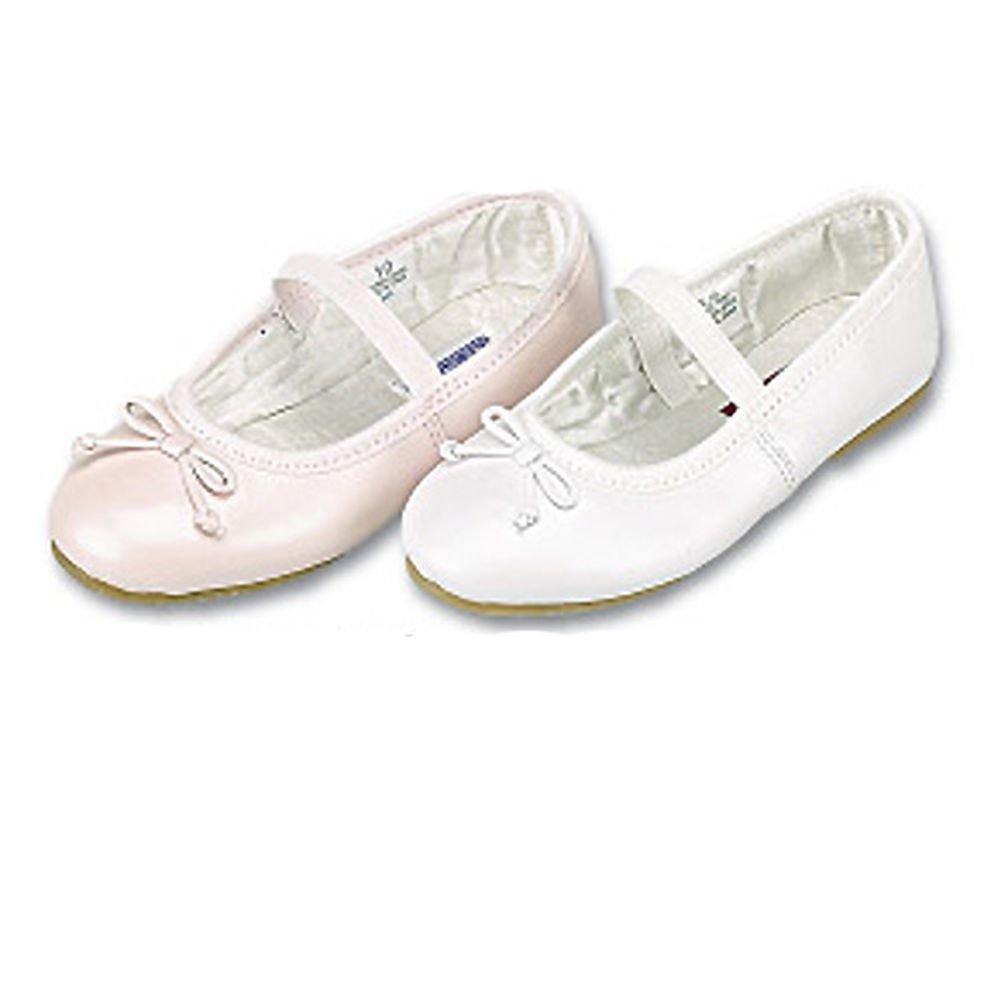 IM Link Toddler Little Girls Cute Bow Ballet Slipper Dress Shoes 5-3 IMLINK-400