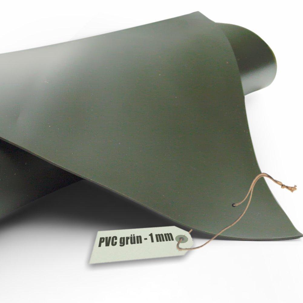 Teichfolie PVC 1mm oliv grün in 6m x 5m