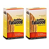 Duraflame Fatwood 86.4 cu in Wood Firelighters, 24-Pack