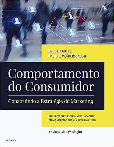 Livro sobre comportamento do consumidor