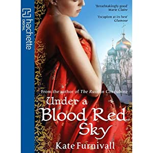 Under a Blood Red Sky Audiobook