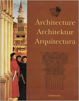 Donde Descargar Libros En Architecture : Architektur : Arquitectura Epub Gratis No Funciona