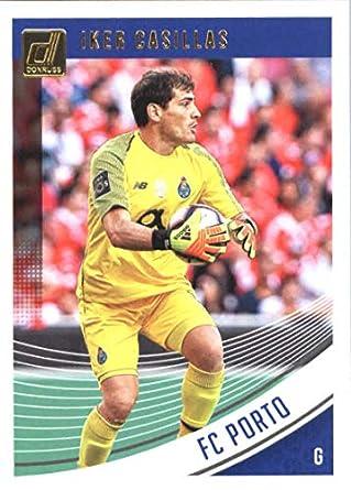 the best attitude cce0c 971ec Amazon.com: 2018-19 Donruss #79 Iker Casillas FC Porto ...