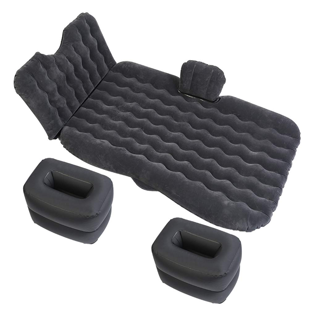 Unbekannt Auto aufblasbare Bett Auto luftmatratze multifunktions Camping Mobile luftmatratze geeignet für Outdoor Auto reiseunterbrechung