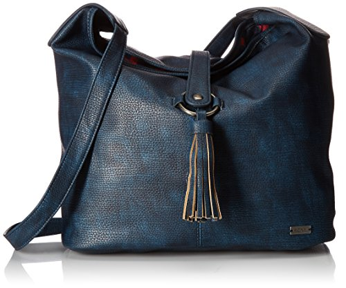 Roxy Latest Chill Shoulder Bag, Dress Blues (Roxy Handbag)