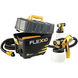 Wagner 0529021 Flexio 890 HVLP Paint Sprayer Station