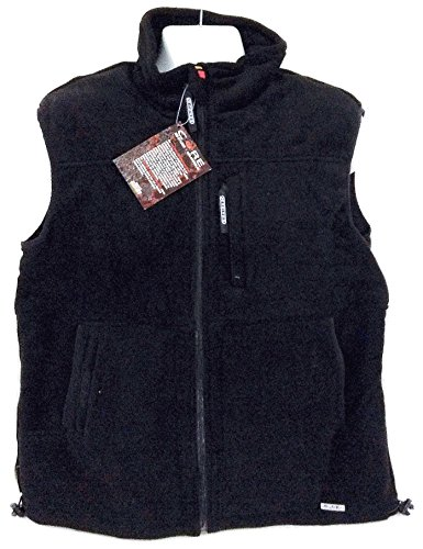 Heated Core Heat Fleece Vest (Battery Powered, XLarge)