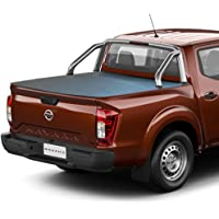 Clip On Ute Tonneau Cover to fit Nissan Navara New NP300 Dual Cab with Factory Sports Bar