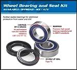All Balls Rear Wheel Bearings and Sea...