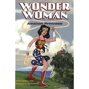 Wonder Woman: Amazon Princess