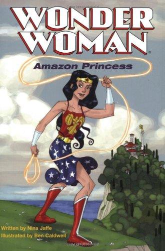 Download Wonder Woman: Amazon Princess pdf epub