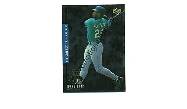 2c320f9d11 1994 Upper Deck Ken Griffey Jr. Top Current Home Runs Promo Card #6 - Very  Rare at Amazon's Sports Collectibles Store