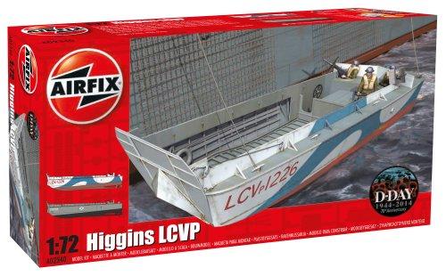 Airfix 1:72 Higgins LCVP Kit ()