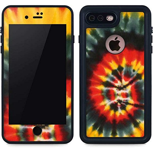 info for d5101 0464b Amazon.com: Tie Dye iPhone 7 Plus Case - Tie Dye - Rasta Spiral ...
