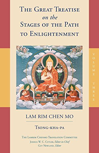 Read Online By Tsong-Kha-Pa The Great Treatise on the Stages of the Path to Enlightenment (Volume 3) (Tra) [Paperback] pdf epub