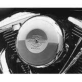 【ハーレーダビッドソン(HARLEY DAVIDSON)】ノスタルジックバー&シールド エアクリーナーカバー 29138-91A [並行輸入品]