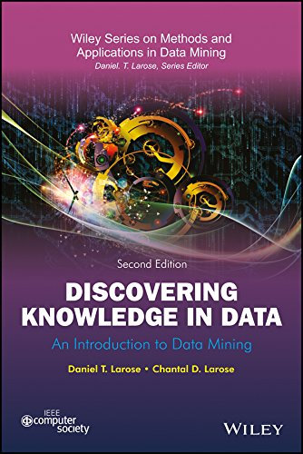 Discovering Knowledge In Data: An Introduction To Data Mining, 2Nd Ed -  Larose, 2nd Edition, Paperback