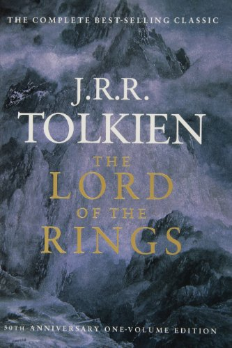 The Lord of the Rings: 50th Anniversary, One Vol. Edition (Lord Of The Rings One Volume Hardcover)