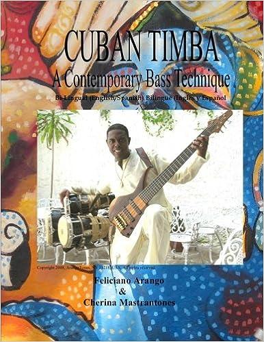 Book Cuban Timba : A Contemporary Bass Technique