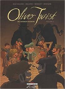 Oliver Twist, tome 2 (BD) par Dauvillier