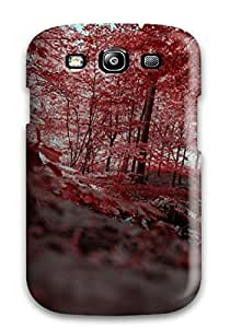 Quality Hxy Case Cover With Worm View Autumn Nice Appearance Compatible With Galaxy S3 by lolosakes