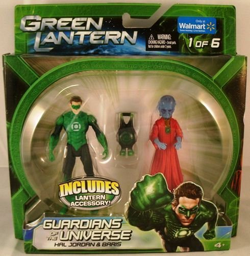 Green Lantern Movie 3 3/4