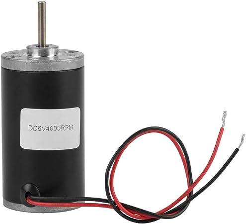 Permanent Magnet DC12V 8000RPM Motor Miniature High Power Motor Speed Control