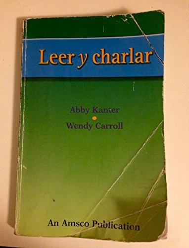 Leer y Charlar