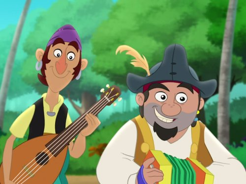 Peter's Musical Pipes / The Never Night Star (Peter Pan And The Pirates compare prices)