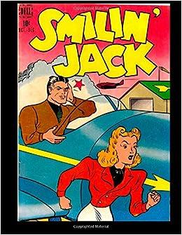 Smilin' Jack 4 (Dell): Golden Age Adventure