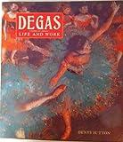 Degas, Denys Sutton, 0896600246
