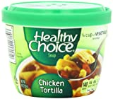 Healthy Choice Chicken Tortilla Soup, 14 Ounce (Pack of 8)