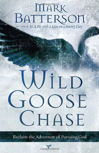 Wild Goose Chase: Reclaim the Adventure of Pursuing - Of Robinson Mall Story