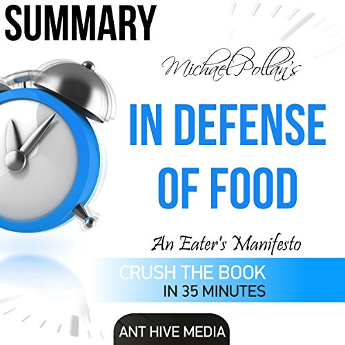 Michael Pollan's In Defense of Food: An Eater's Manifesto Summary Audiobook [Free Download by Trial] thumbnail
