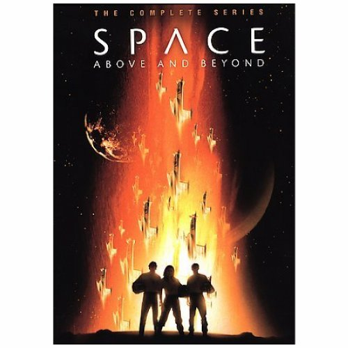 Space Above And Beyond: Complete Series (List Of 1990s Science Fiction Tv Shows)