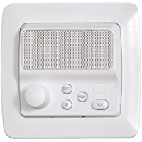 IST RETRO Intercom Patio Station, 3-Wire Retrofit, White (RETRO-5P)