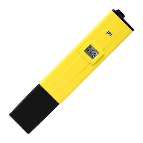 Hrph Portable Lcd Mètres Ph Électronique Digital Hydroponique Poche