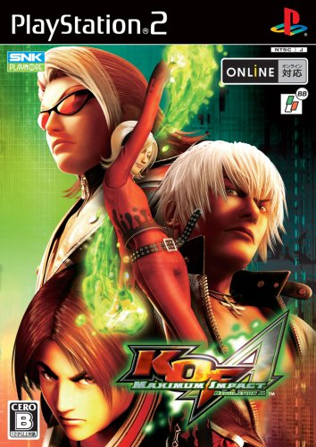 King of Fighters Maximum Impact Regulation A [Japan Import] (King Of Fighters Maximum Impact 2 Ps2)