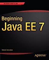 Beginning Java EE 7 Front Cover