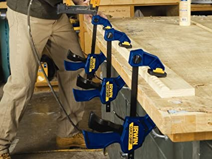 Quick-Grip 5062Qc Twin Pack Bar Clamps 6In
