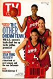 TV Guide - July 27 - August 2, 1996 Women s Olympic Basketball, The Other Dream Team on Cover, Star Trek Preview and Inside Babylon 5