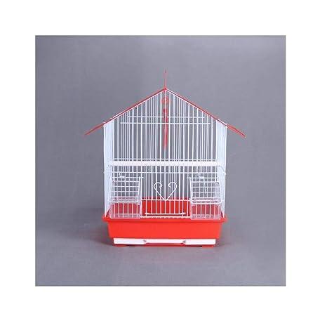 Yanxinenjoy Jaula de pájaros Suministros para pájaros Ornamentales ...