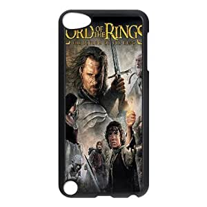 Custom High Quality WUCHAOGUI Phone case Lord Of The Rings Protective Case FOR Ipod Touch 5 - Case-17