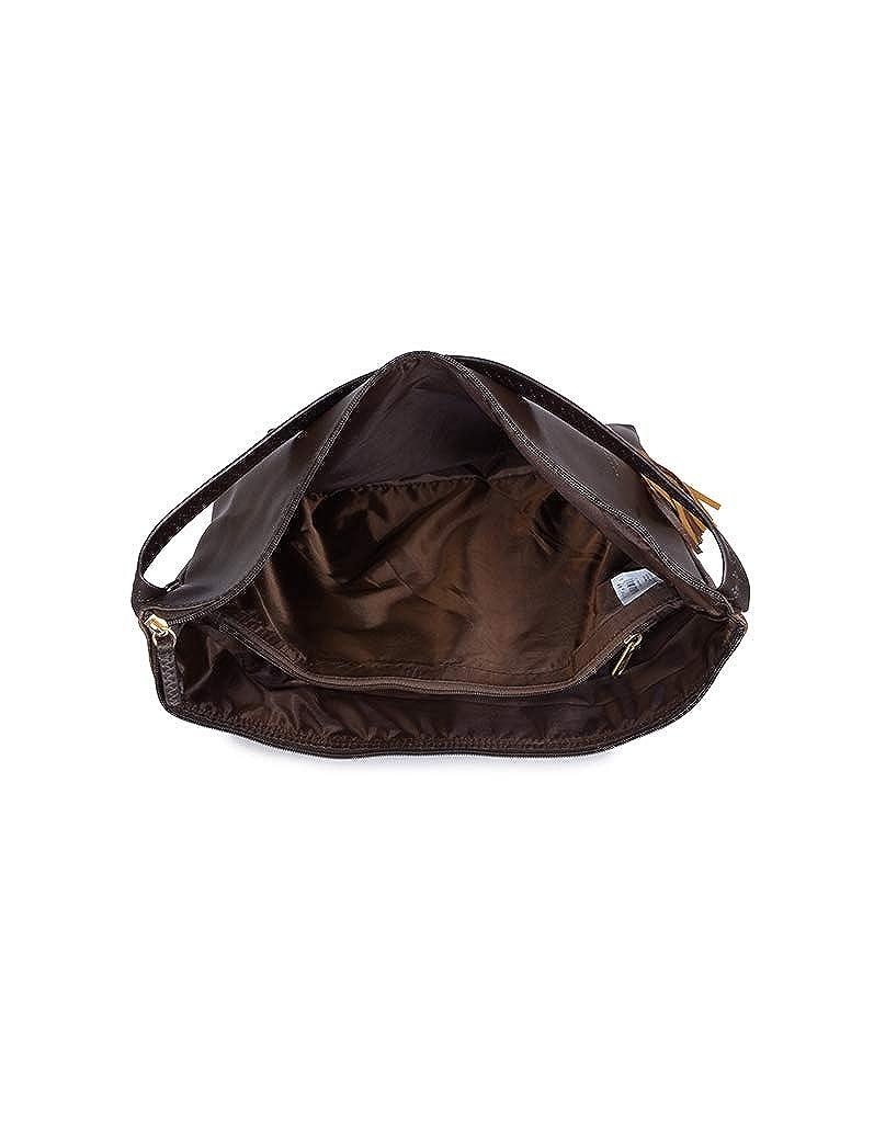 Baggit Women's Hobo  Brown   Unitsnits 1  Women's Hobos   Shoulder Bags