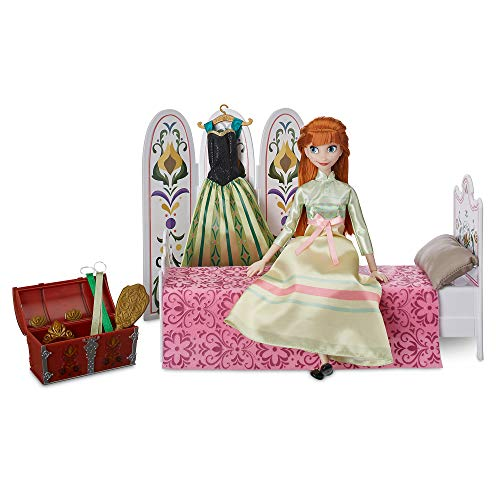 Disney Anna Classic Doll Coronation Day Play Set - Frozen