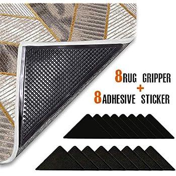Amazon Com Ylegenda Rug Grippers For Area Rugs Non Slip