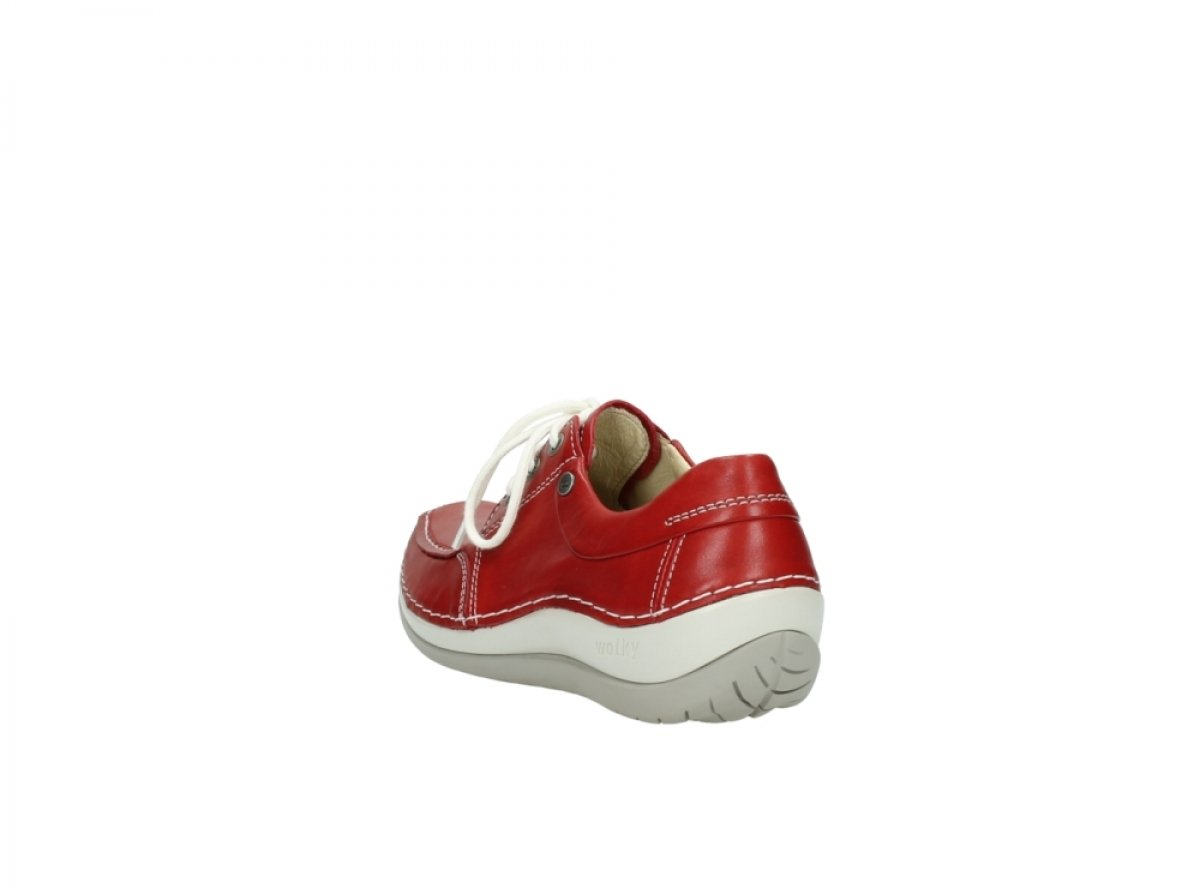 Wolky Comfort Jewel B01CVEZ5BQ 43 M EU|20570 Red Leather